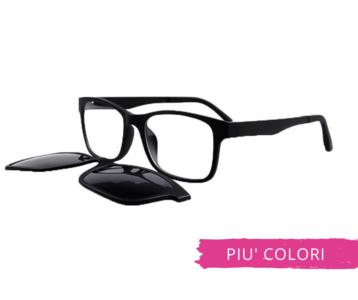 Montatura in plastica OcchialeAmico OSHPC 1001  - Lenti da vista incluse -