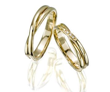 Fedi Van Gold in Oro e Diamante