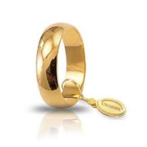 Fede UnoAerre in oro Mantovana