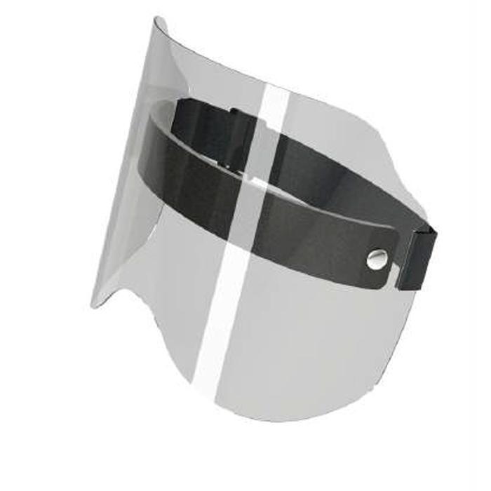 Occhiali di sicurezza trasparenti