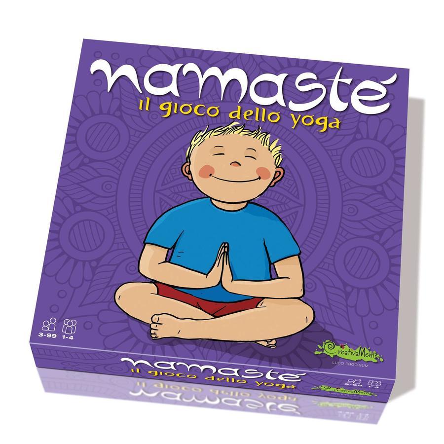Namasté - Il gioco dello yoga