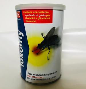 Esca Moschicida Toxofly - Kollant granulare attrattivo gr500