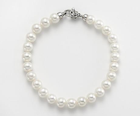 Bracciale Perle e Oro Mikiko