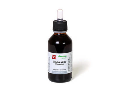 Fitomedical - Gelso nero Gemmoderivato
