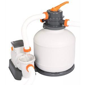Pompa Filtro a Sabbia 9841 LT/H per piscina fuori terra Bestway 58486