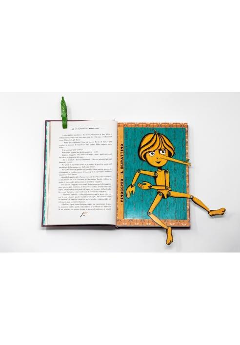 Le avventure di Pinocchio. Edizione illustrata da Minalima