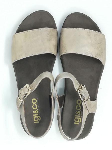 Sandalo Capra Fibbia - Igi&Co
