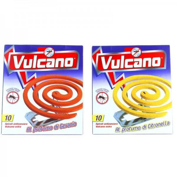 Spirali Antizanzara Profumate Vulcano