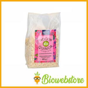 Fiocchi di quinoa integrale- SOLD OUT