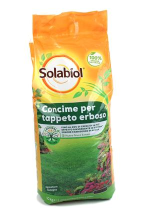 Concime per Tappeti Erbosi Solabiol 10 kg
