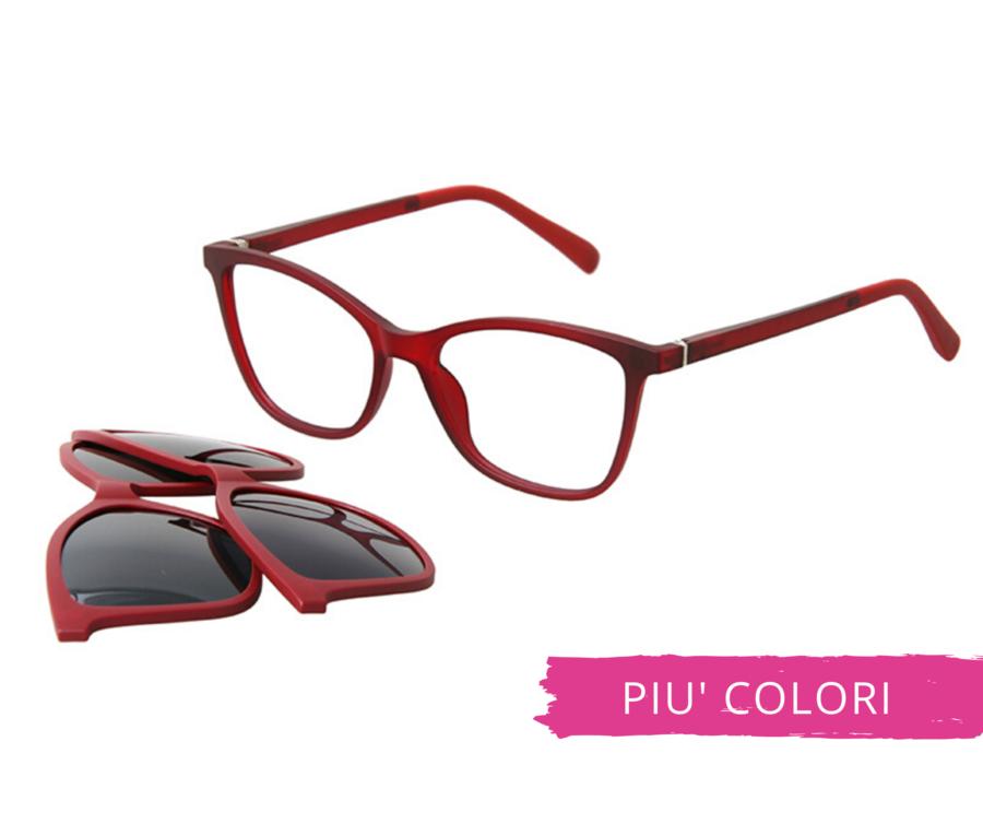 Montatura in plastica OcchialeAmico OSHPC1003  - Lenti da vista incluse -