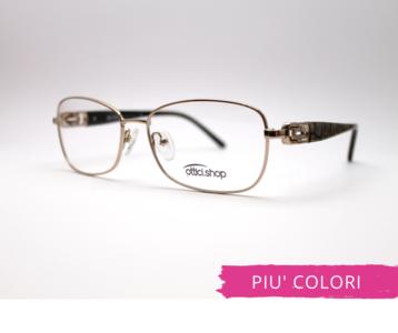 Montatura in metallo OcchialeAmico OSH 13  - Lenti da vista incluse -
