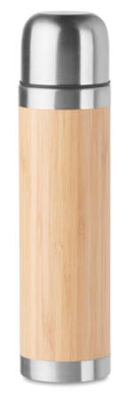 THERMOS IN BAMBOO