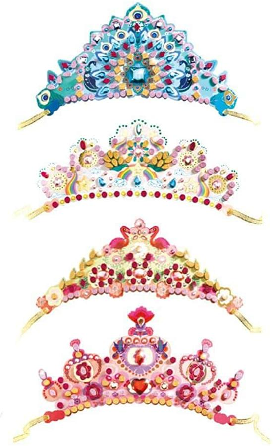 Corone da decorare Like a Princess Mosaici