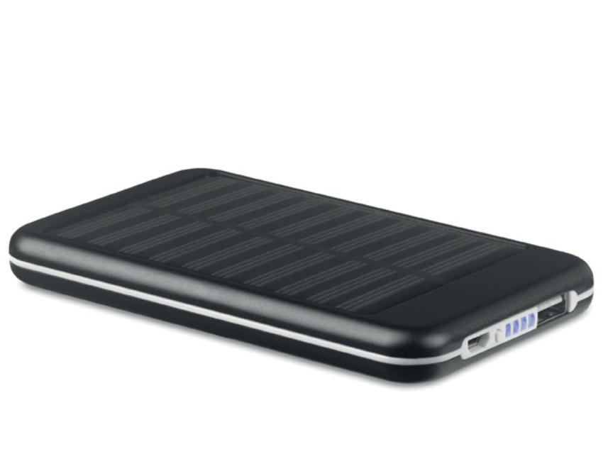 POWER BANK SOLARE 4000mAh