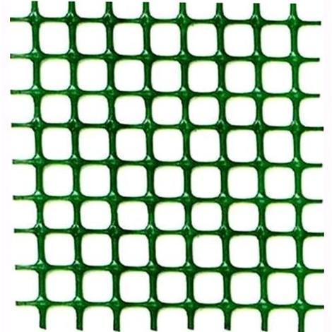 Rete in pvc verde quadra papillon altezza 1 mt  - lunghezza 1 mt