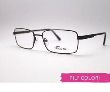 Montatura in metallo OcchialeAmico  OSH 20  - Lenti da vista incluse -