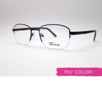 Montatura in metallo OcchialeAmico  OSH 16  - Lenti da vista incluse -