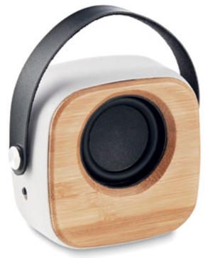 SPEAKER BLUETOOTH IN LEGNO