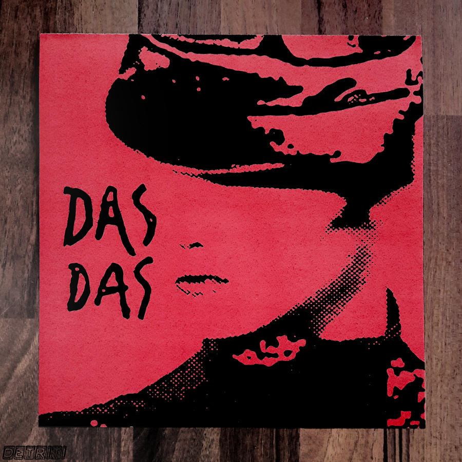 "Das Das - ""S​/​T"" // 2nd press"