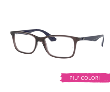 Montatura in plastica Ray Ban RB 7047  - Lenti da vista incluse -