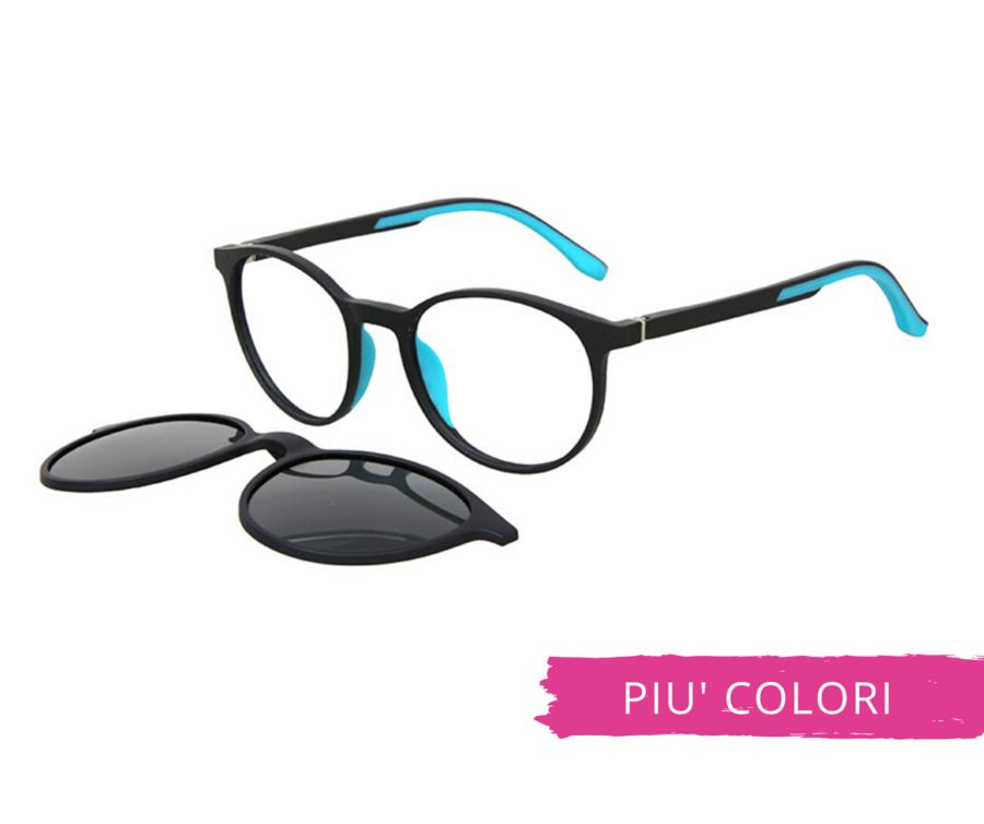 Montatura in plastica OcchialeAmico OSHP C 5732  - Lenti da vista incluse -