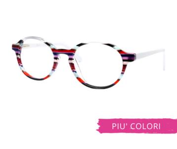 Montatura in plastica OcchialeAmicoP OSHPY 306  - Lenti da vista incluse -