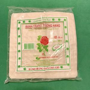 VN RICE PAPER BANH TRANG SQUARE 19X19 400GR