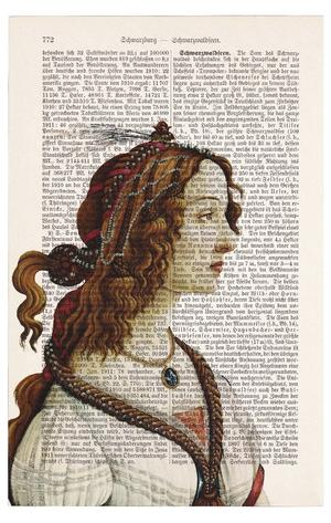 "Art On Words: Sandro Botticelli, ""Portrait of a Young Woman"""
