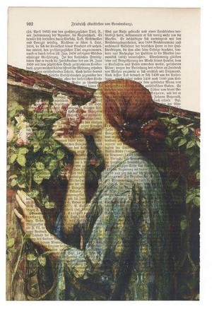 "Art On Words: Waterhouse, ""the Soul of the Rose"""