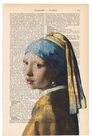 "Art On Words: Johannes Vermeer, ""Girl with a Pearl Earring"""