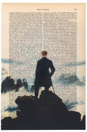 "Art On Words: Friedrich, ""Wanderer above the Sea of Fog"""