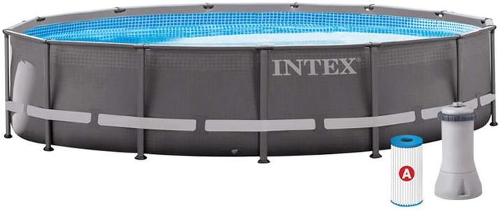 Piscina Intex Ultraframe 26720 Diam.427x107 H