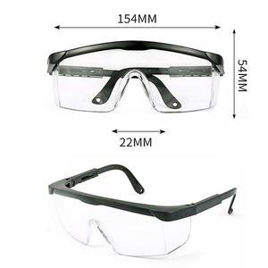 occhiali da lavoro traparente
