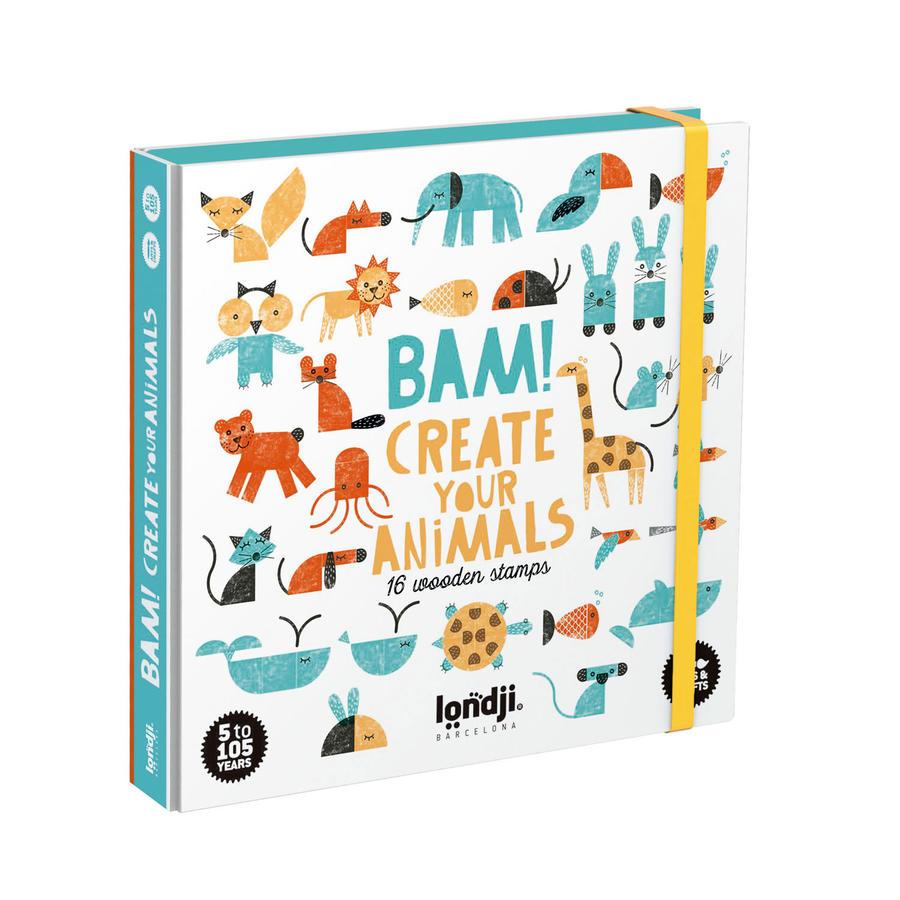 Bam! Create your Animals