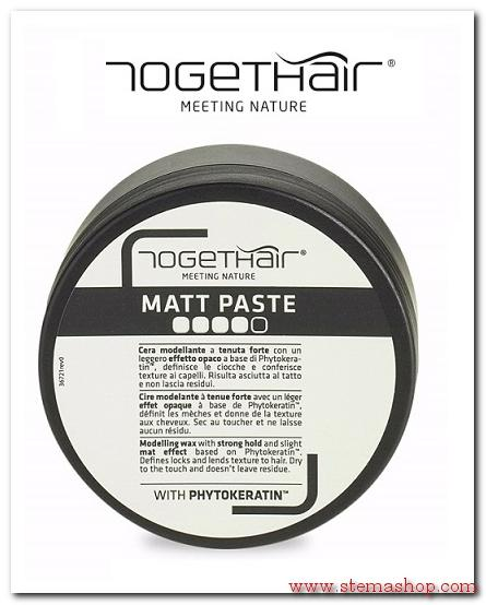 TOGETHAIR MATT PASTE TENUTA FORTE EFFETTO OPACO 100 ml