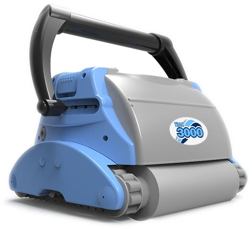 Robot per piscina automatico TRAC 3000 per fondo e pareti