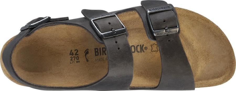 Birkenstock - Milano  Iron  Oiled