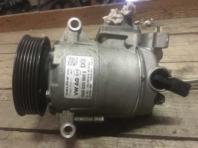 Compressore climatizzatore A/C Volkswagen, Audi, Seat, Skoda - 5N0820803E