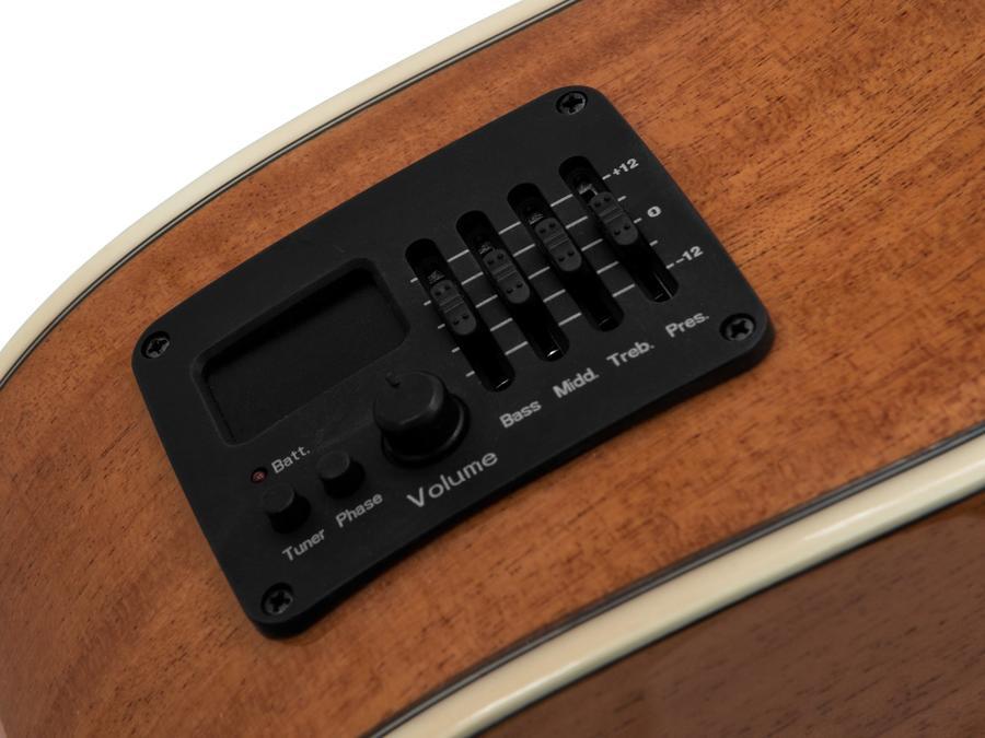 CHITARRA ACUSTICADIMAVERY JK-500 Western guitar