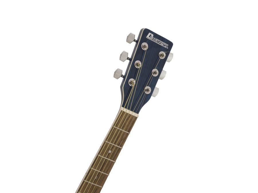 CHITARA ACUSTICA DIMAVERY AW-400 Western guitar, blueburst