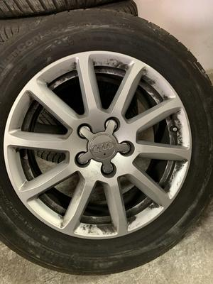 "Serie Cerchi in Lega Audi A3 da 16"" - 8K0601025AT"