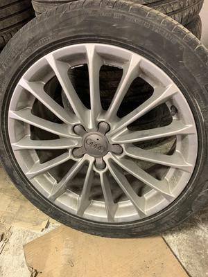 """Serie Cerchi in Lega Audi A4 da 17"""""""