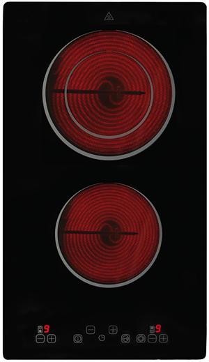 Piano Cottura in Vetroceramica Touch Control - Offerta di Mondo nautica 24