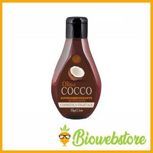 """Superabbronzante olio di cocco """"RED DIVA"""""""