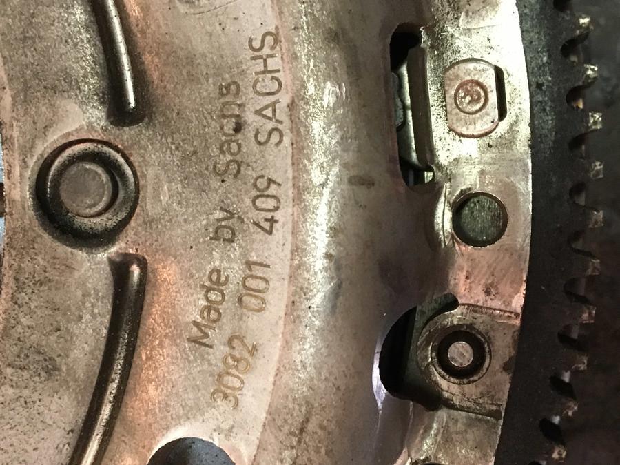 Set Volano/Frizione Originale Volkswagen Golf 6  - 2289000280 - 2294001484 - 3082001409