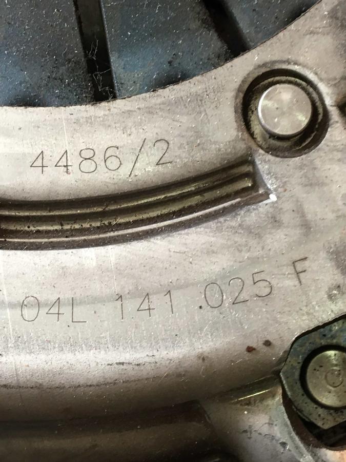 Set Volano/Frizione Originale Volkswagen Golf 7  - 43082001693 - 04L141025F - 04L105273