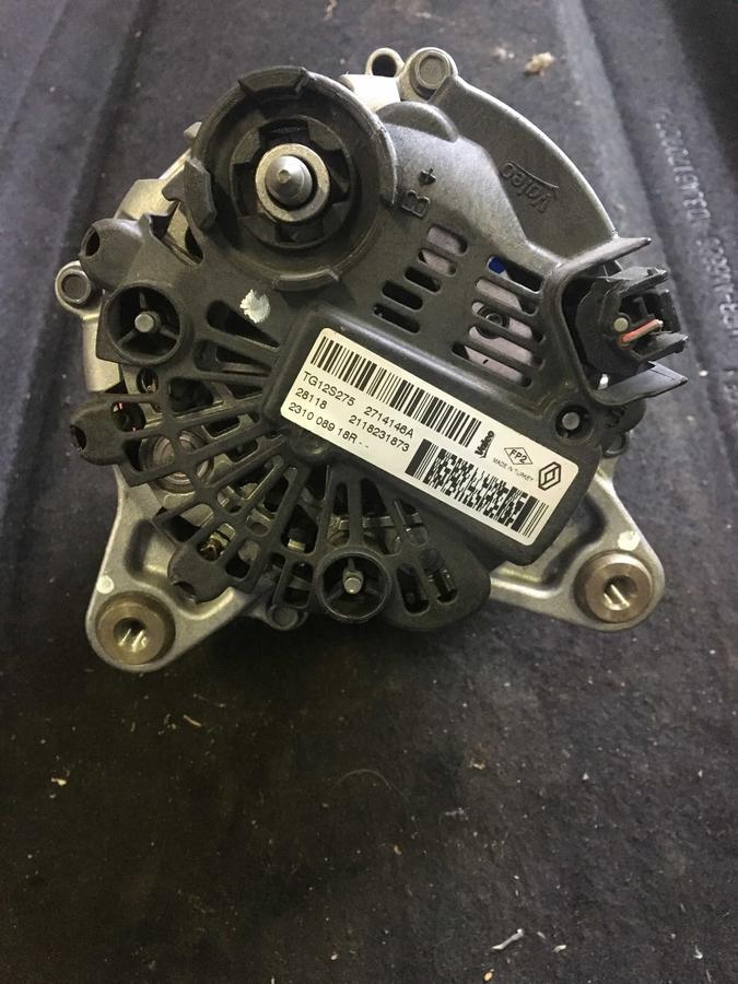 Alternatore Renault Clio - TG12S275 - 231008918R