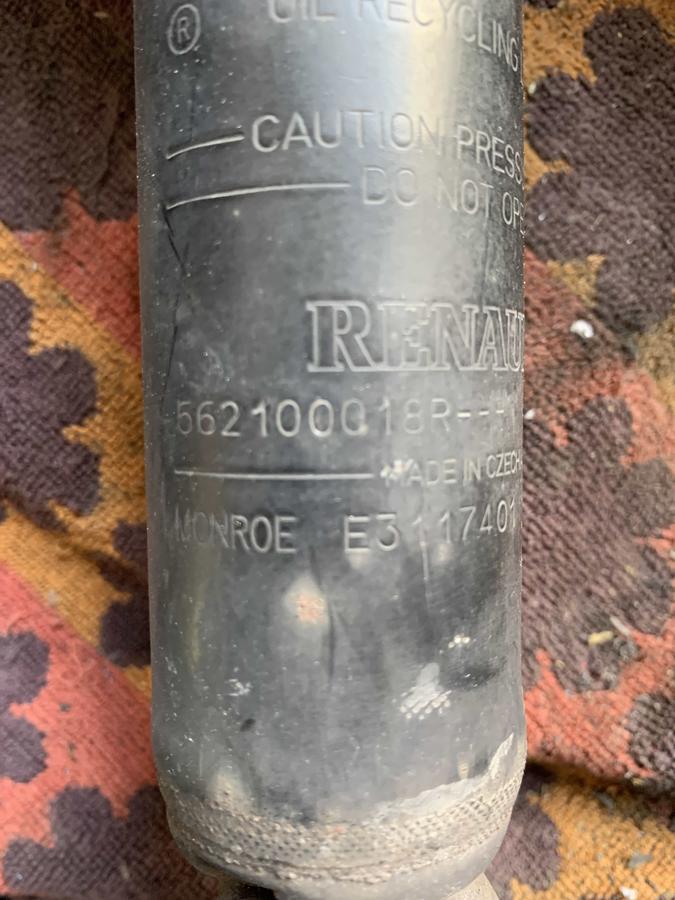 Ammortizzatore Posteriore Renault Scenic - 562100018R