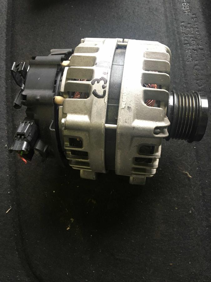 Alternatore Citroen C3 - 9810525380